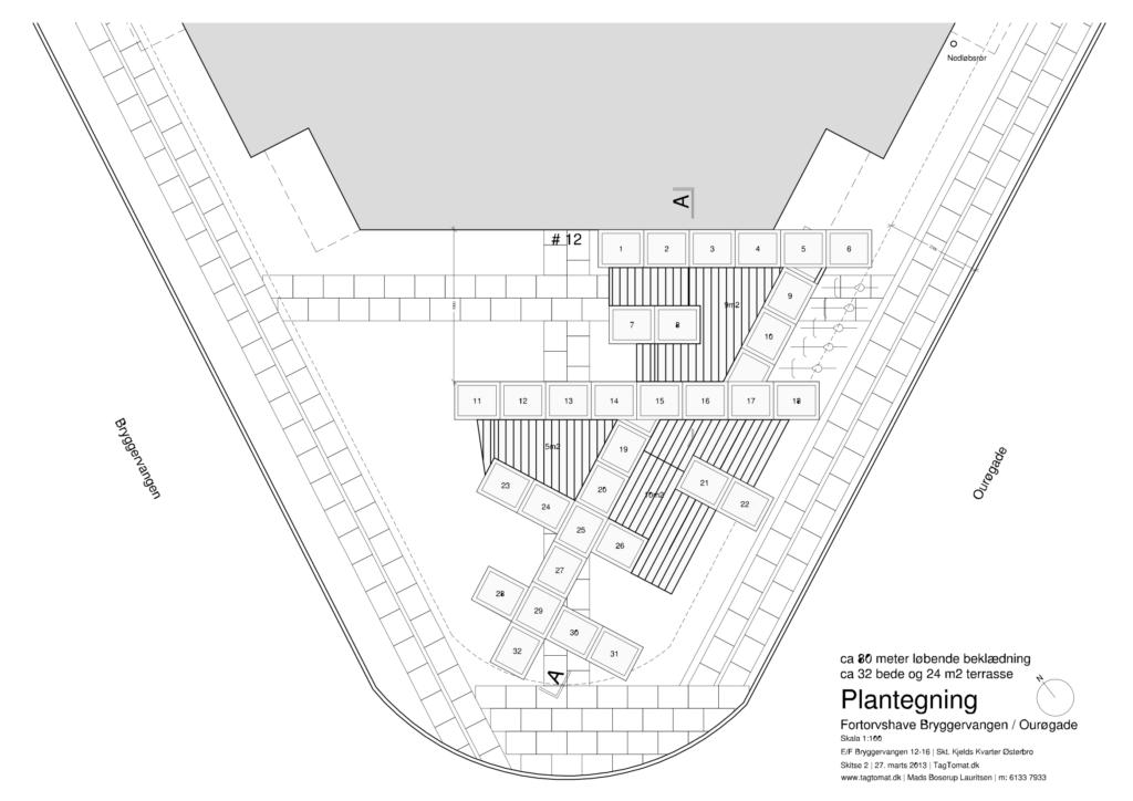 Fortovshave_Bryggervangen-ourogade_v2-stænger_2013-03-27_TagTomat_a4_1-100_plantegning