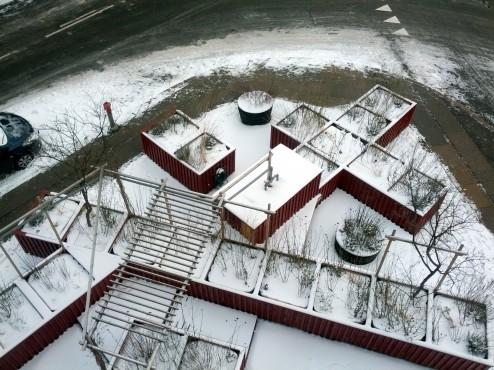 Fortovshave i sneen januar 2014 _ IMG_20140129_152032