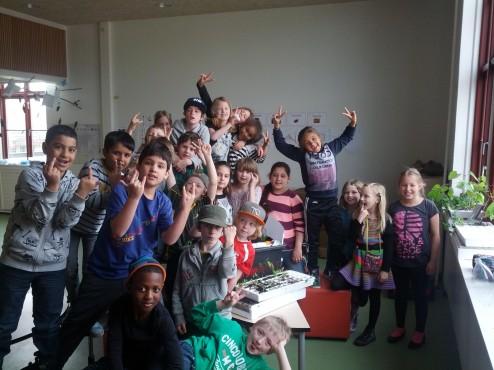 Nørrebro Park Skole  IMG_20140425_103503