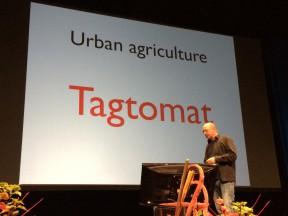 TagTomat - Lancering af bogprojekt og crowfundingkampagne