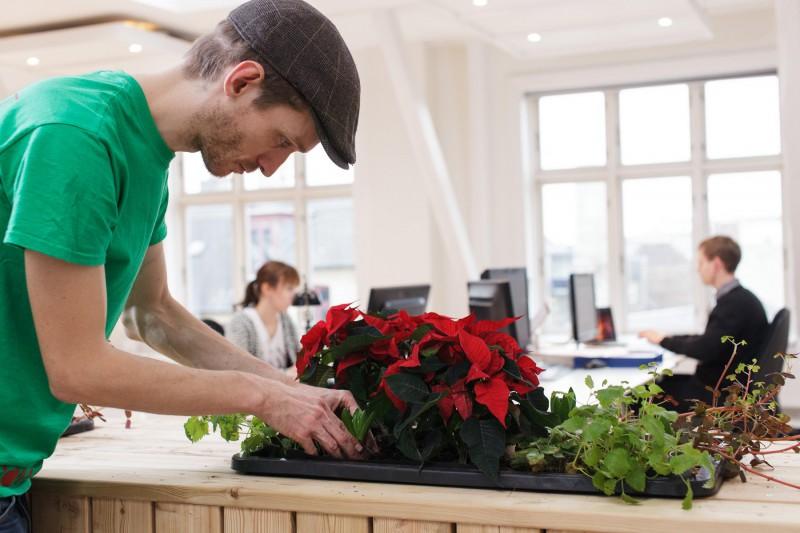 TagTomat rådgiver om plantevalg og driftsaftaler