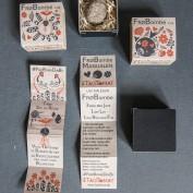 Indpakning til TagTomats FrøBomber, Lavet af Roar Lerche (roarlerche.dk)