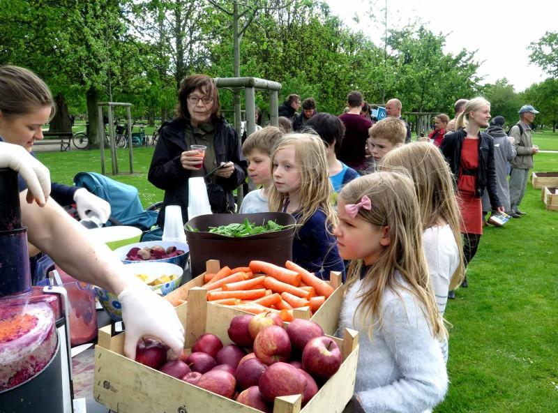 Gode energijuice til børn og voksne