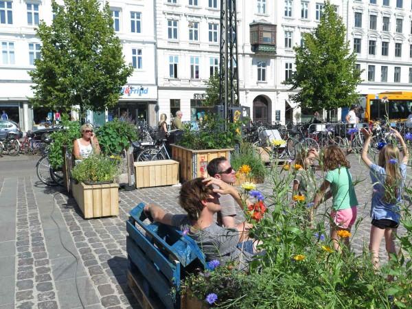 TagTomat - Vejen til grønne fællesskaber i byen