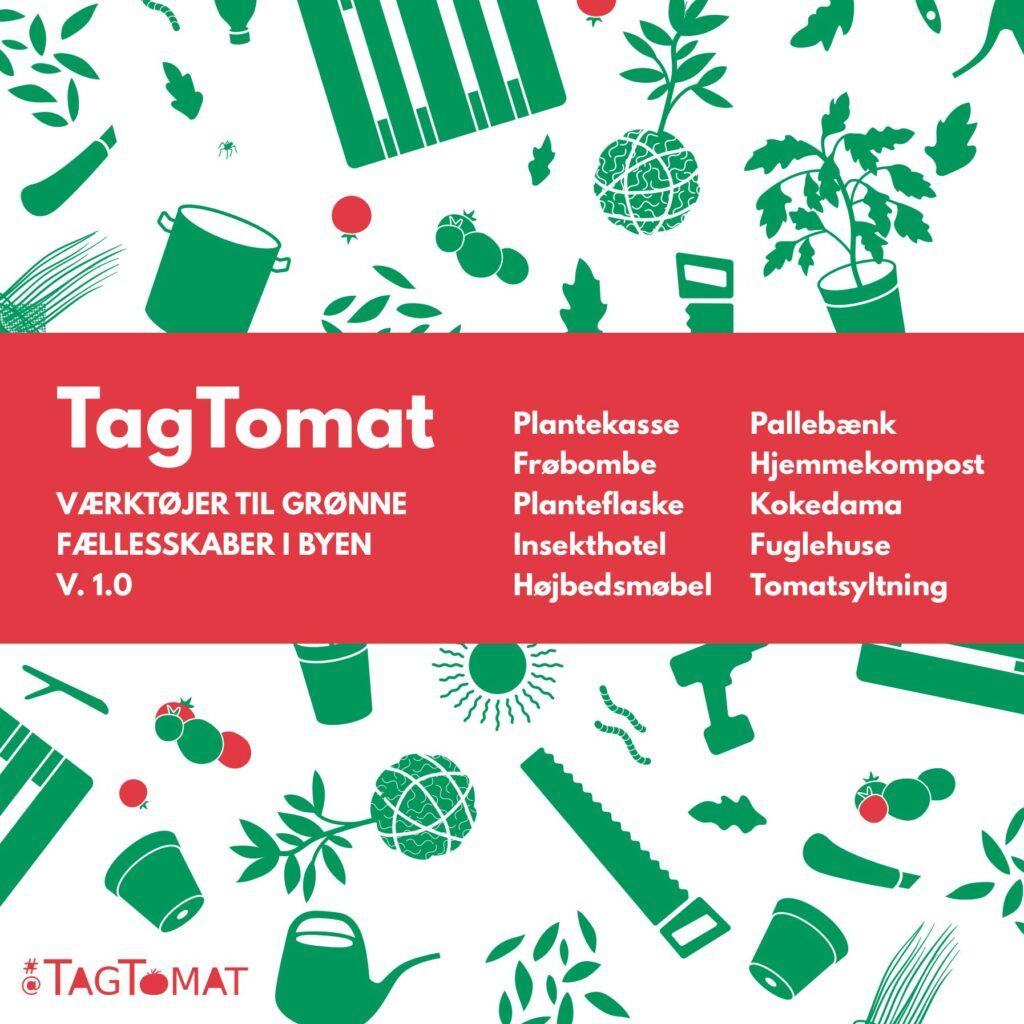 E-bog – TagTomat – Værktøjer til Grønne Fællesskaber i Byen