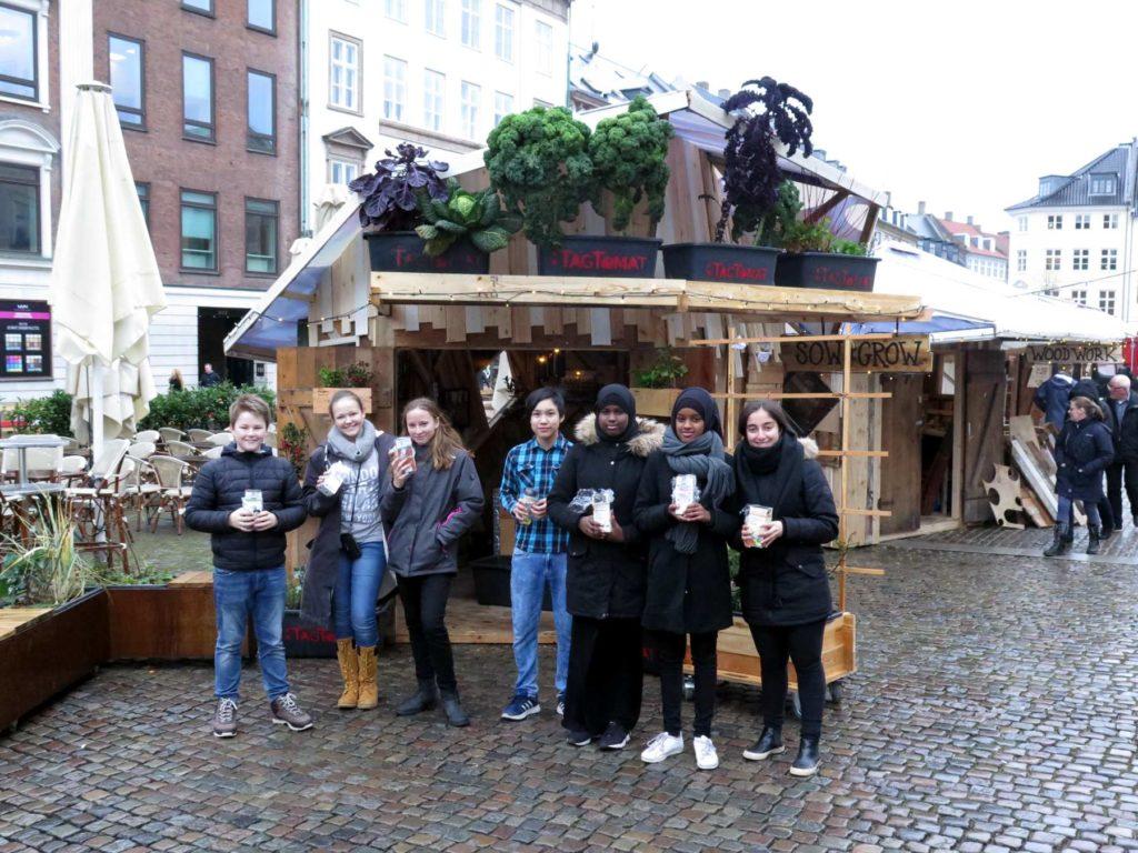 Remake Christmas – Genbrugsjul på Strøget