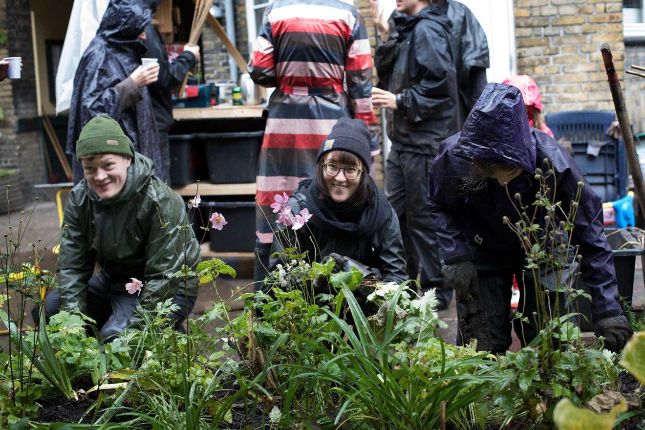Grønne fællesskaber i din baggård