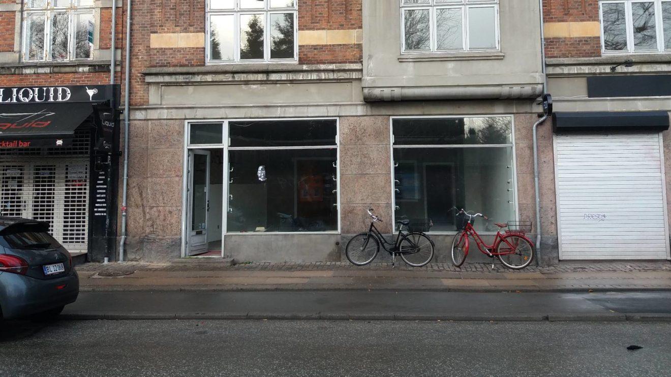 Nyt showroom for TagTomat på Jagtvej 59