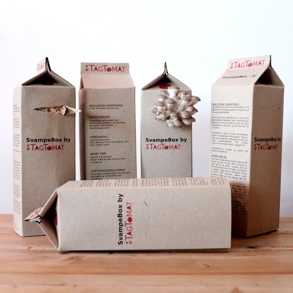 Pasningsguide til SvampeBox 1L