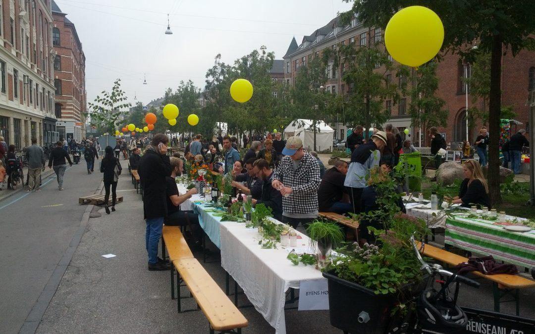 EatYouCity konference 2014 og Høstfest