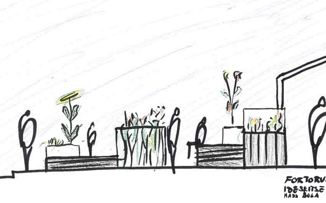 """Så er der støtte i hus… glæd jer til flere planteworkshops i april/maj :-) og noget om """"Fra TagTomat til FortovsSalat"""""""