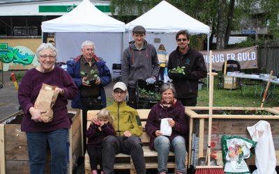 Ny grøn oase og fællesskab på Smedestræde 2 i Valby