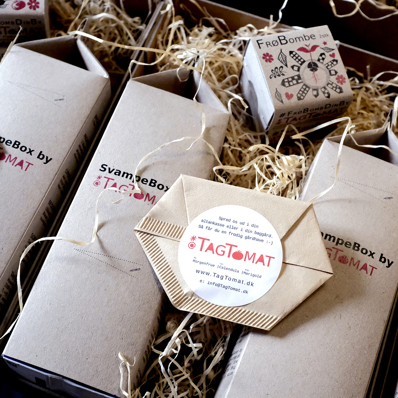 Åbent juleværksted hos TagTomat