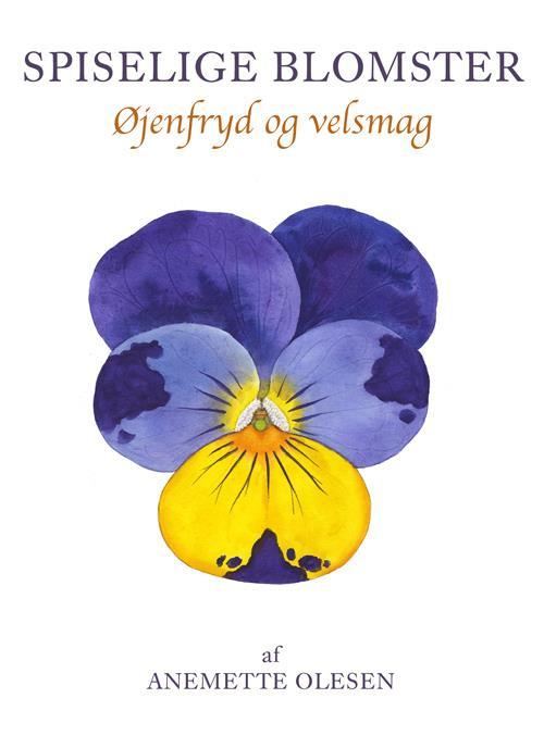 Spiselige blomster - Plakat (A2)