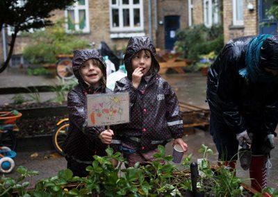 Gårdprojekt Baldersgården – liv og fællesskab i baggården