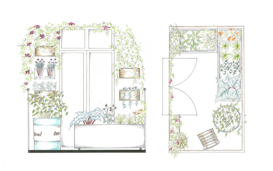 Altanworkshop: Indret din altan og skab en grøn oase