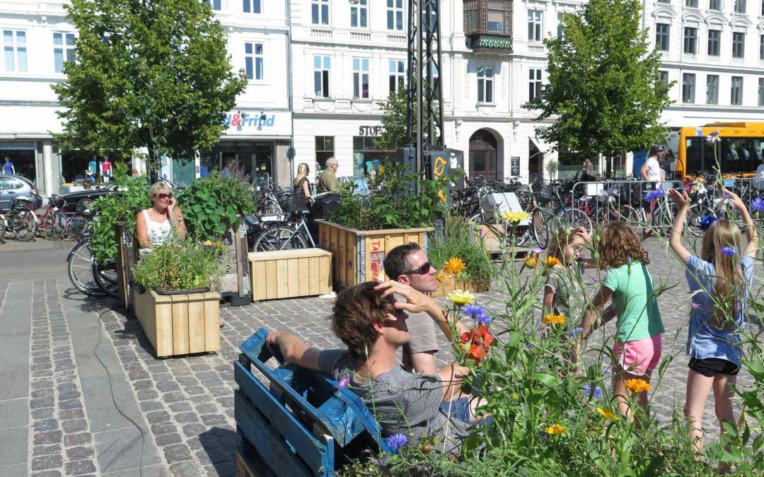 TagTomat – Vejen til grønne fællesskaber i byen