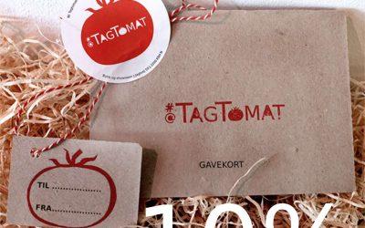 Nyhedsbrev 2020-03-19 | Køb gavekort med 10% rabat | Aktivitetspakker til ventetiden | Lav dine egne bivokswraps | Takeaway hos TagTomat
