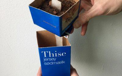 Undervisningspakke Tema 2: Løg i selvvandende mælkekarton – Guide
