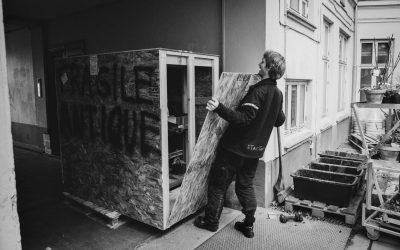 Nyhedsbrev 2020-11-29 | Frøpakkemaskinen | Rabat på julegaver | Nyt om bogprojektet | Kålhygge i vinterhaven